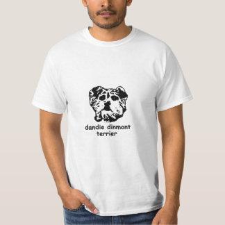 TシャツのDandie Dinmontテリア Tシャツ