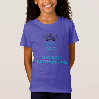 Tシャツは平静を保ちます Tシャツ