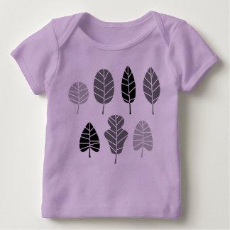 Tシャツをからかいます: ラベンダー ベビーTシャツ