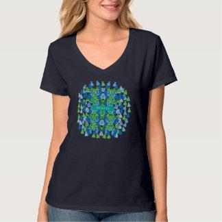 Tシャツドロレスの新しいデザイン Tシャツ