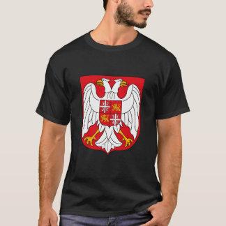 Tシャツユーゴスラビアの紋章付き外衣 Tシャツ