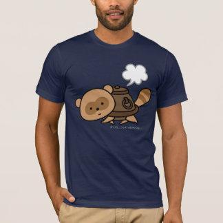 Tシャツ-やかんTanuki Tシャツ