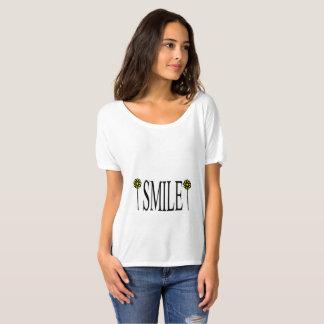 Tシャツ-スマイル Tシャツ