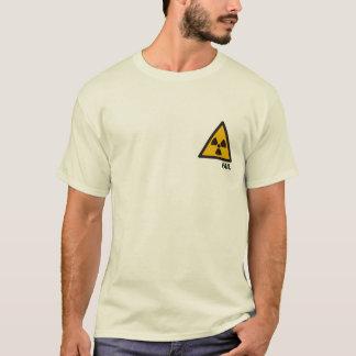 Tシャツ-チェルノブイリの失敗 Tシャツ