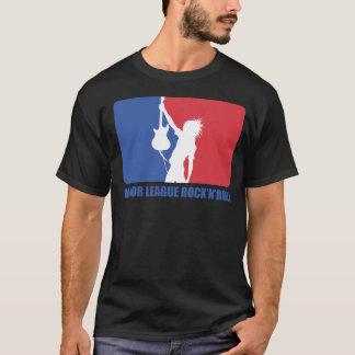Tシャツ-メジャーリーグのロックンロール Tシャツ