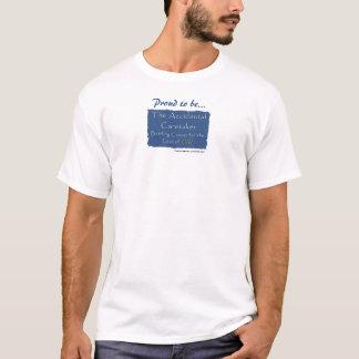 Tシャツ-偶然の世話人 Tシャツ