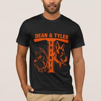 """Tシャツ""""学部長及びTyler """" Tシャツ"""