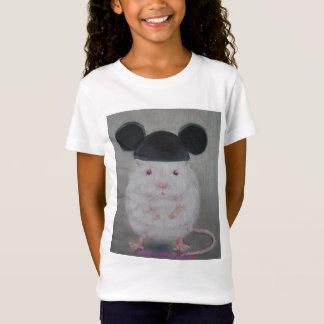 Tシャツ-小さいマウスのTシャツ Tシャツ