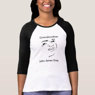 Tシャツ-祖母 Tシャツ