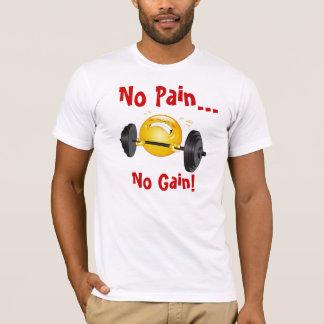 Tシャツ: 苦痛無し… 利益無し! =) Tシャツ