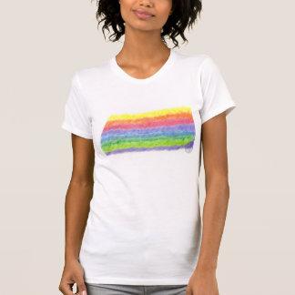 TシャツA1 044 -波 Tシャツ