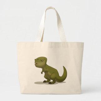 Tレックスのバッグ ラージトートバッグ