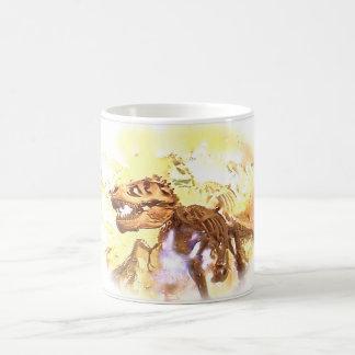 Tレックスのマグ コーヒーマグカップ