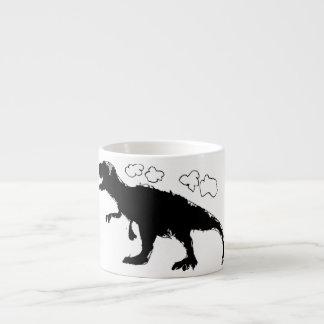 Tレックスの固体 エスプレッソカップ