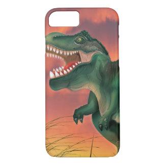 Tレックスの恐竜 iPhone 8/7ケース