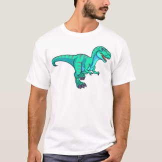 Tレックスの漫画 Tシャツ