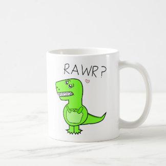 Tレックスの陶磁器のマグ コーヒーマグカップ