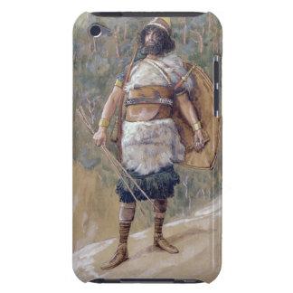 T30121旧約聖書の戦士(w/c紙で) Case-Mate iPod Touch ケース