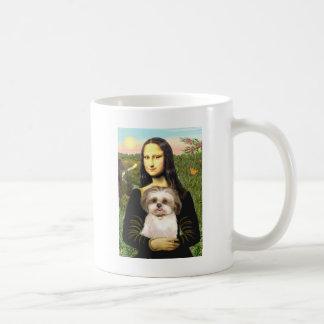 (t)モナシーズー(犬) Tzu 16 コーヒーマグカップ