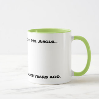 T- レックス マグカップ