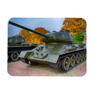 T-34ソビエトのpanzer マグネット