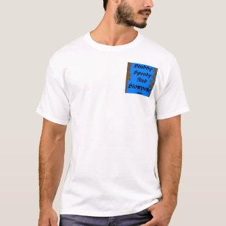 T MOEによる短く、迅速Slowpoke Tシャツ