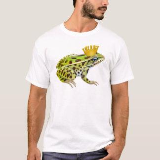 T-Shirtカエルの王子 Tシャツ