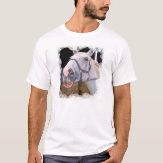 T.Shirt微笑の馬 Tシャツ