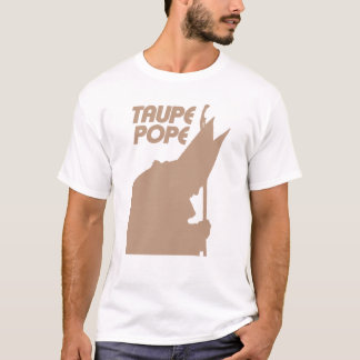 T-shirt暗灰色の法皇 Tシャツ