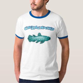 T. Stofferan Coelacanthジャージー Tシャツ