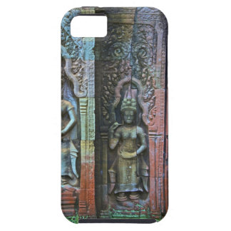 Ta Prohmの寺院、シェムリアップ地域、カンボジア iPhone SE/5/5s ケース