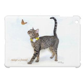 Tabathaを特色にするiPad Miniのカスタマイズ可能な場合 iPad Miniカバー