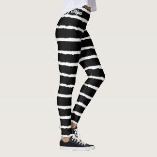 Tabby Stripes レギンス