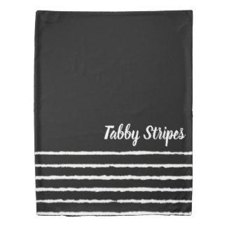 Tabby Stripes 掛け布団カバー