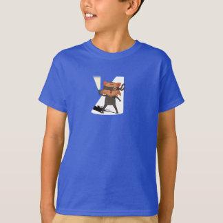 Tabithaフィンクの忍者の子供のワイシャツ Tシャツ