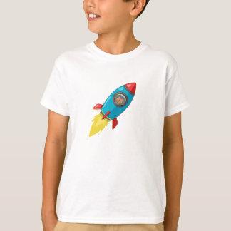 Tabithaフィンクロケットの船 Tシャツ
