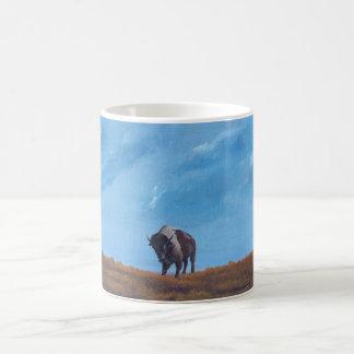 Tacincala - {若いBull} コーヒーマグカップ