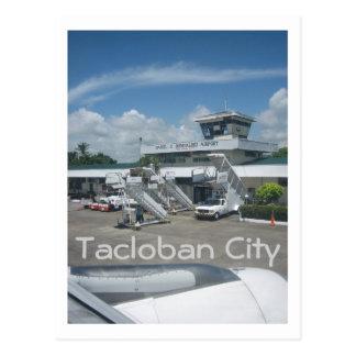 Tacloban空港 ポストカード