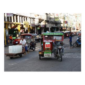 Tacloban都市 ポストカード
