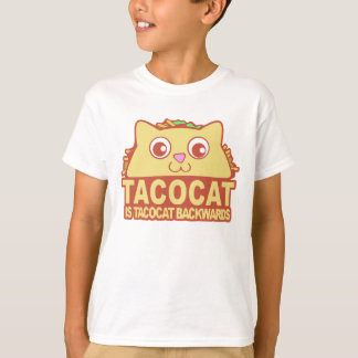 Tacocat Backwards II Tシャツ