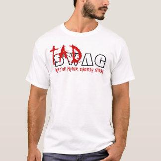 TADのスワッグの専攻学生ハイパーエネルギーのスプレー Tシャツ