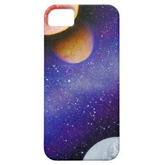 TaeDragonArt Spacescape #6の携帯電話の箱 iPhone SE/5/5s ケース