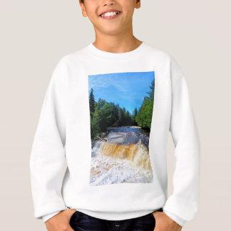 Tahquamenonのより低い滝III スウェットシャツ