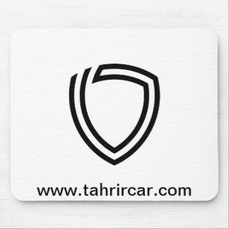 Tahrir車のマウスパッド マウスパッド