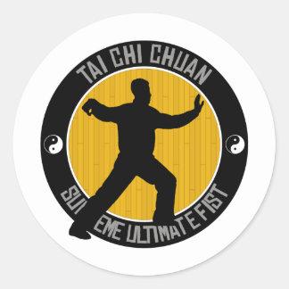 TaiのキーChuan -最高の最終的な握りこぶし ラウンドシール