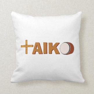 TaikoのドラムギフトのTaikoの枕ドラマーによっては装飾が家へ帰ります クッション