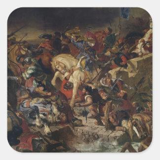 Taillebourgの戦い、1242年7月21日1837年 スクエアシール