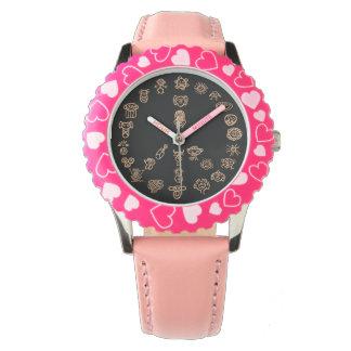 Tainoの平和 腕時計
