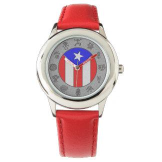 Tainoの車輪 腕時計
