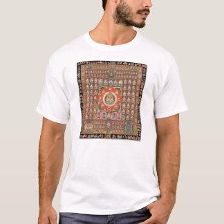 Taizokaiの曼荼羅 Tシャツ